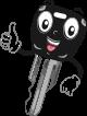 Autoschlüssel  Zahed Logo